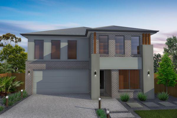 15 modelos de fachadas de casas de dois andares for Modelos de fachadas para frentes de casas