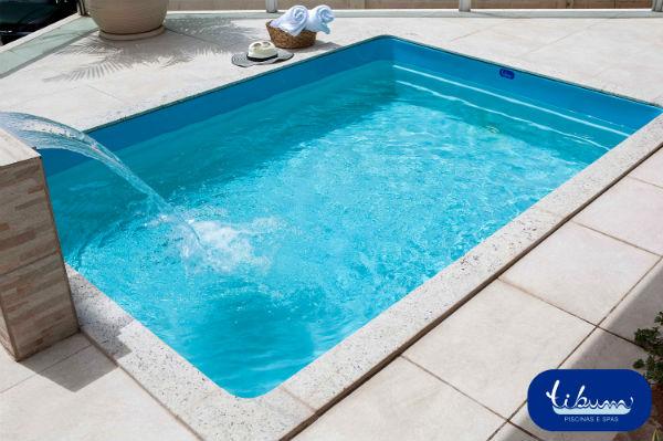 Piscina de fibra ou piscina de alvenaria qual escolher for Ver modelos de piscinas