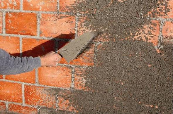 chapiscar parede para cobrir com reboco