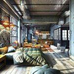 Loft Decorado: 10 dicas para decorar o seu