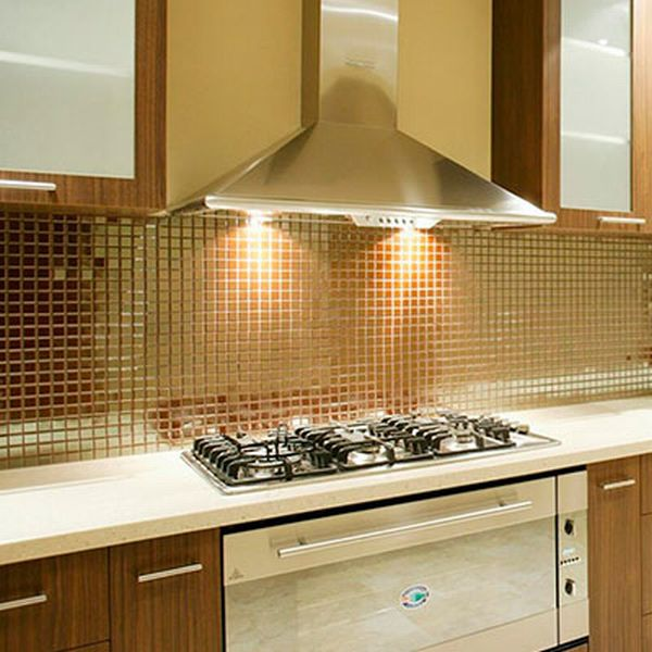 Pastilha de vidro como aplicar 30 ambientes decorados for Aplicacion para disenar cocinas