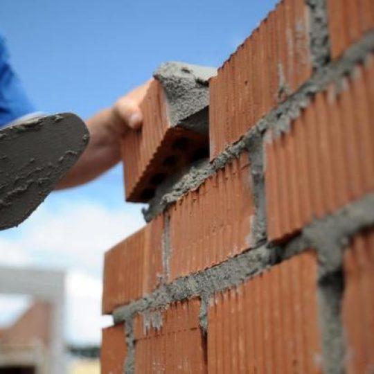 reboco de parede