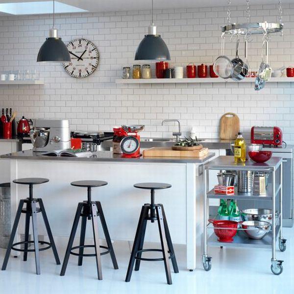 banquetas para cozinhas