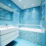 Iluminação de Led em banheiros: Projetos inspiradores