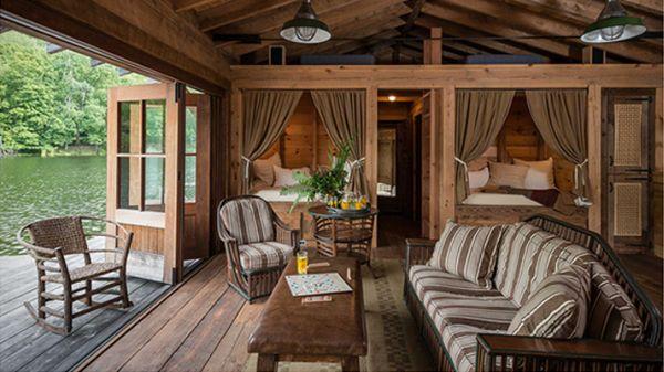 Casa de campo 20 casas para inspirar - Casas de campo por dentro ...