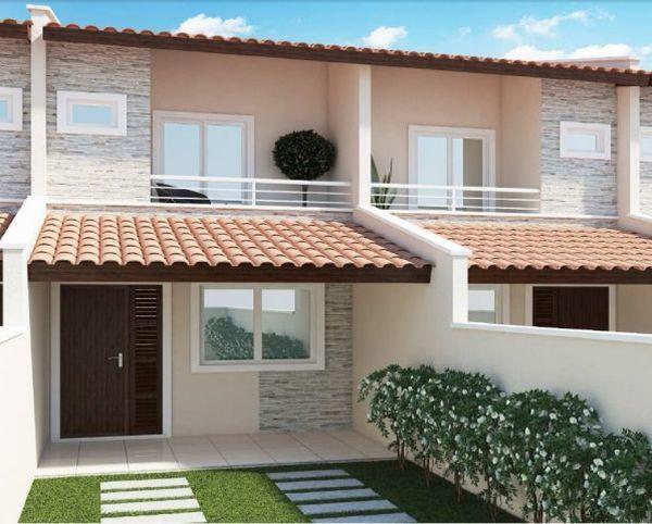 modelos de casas geminadas