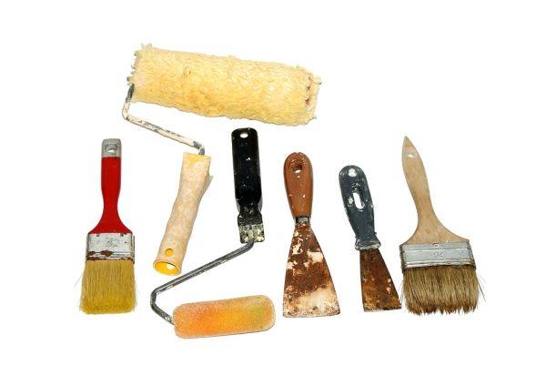 Acabamento com reboco para casa de baixo custo