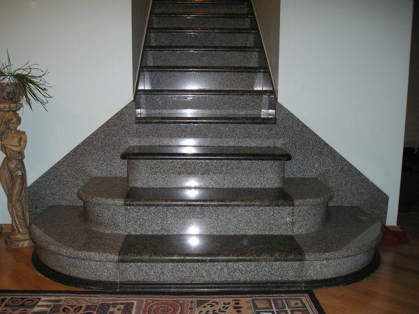 Escada de Granito