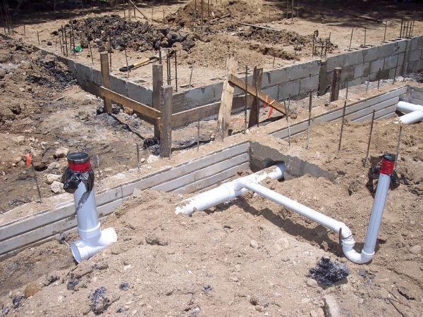 materiais para sistema hidráulico