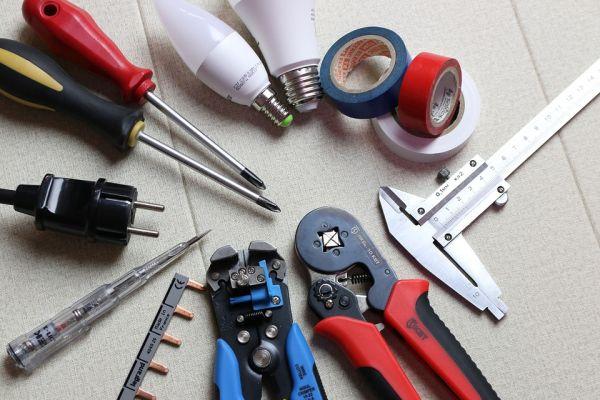 lista materiais elétricos