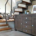 Sala com Escada – 30 modelos para sua casa
