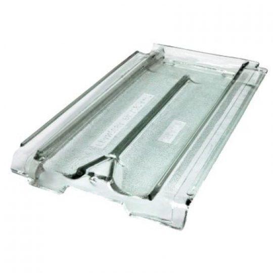 Telha Francesa de vidro