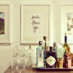 Barzinho Para Sala: Como Pensar Na Decoração Deste Ambiente?