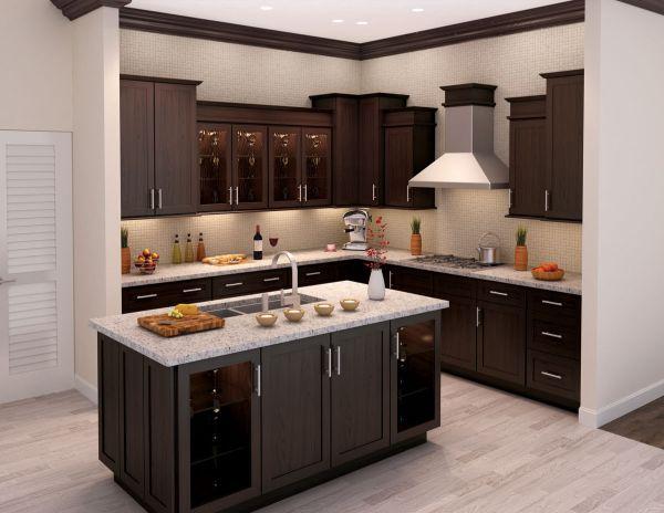 Armário de Cozinha Americana