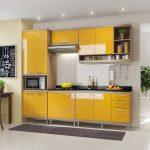 Armário de Cozinha Compacta – Fotos e Modelos