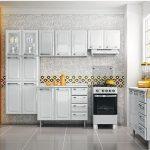 Armário de Cozinha Modulado – Fotos e Modelos