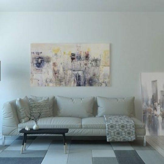 tendências de sala de estar para 2019