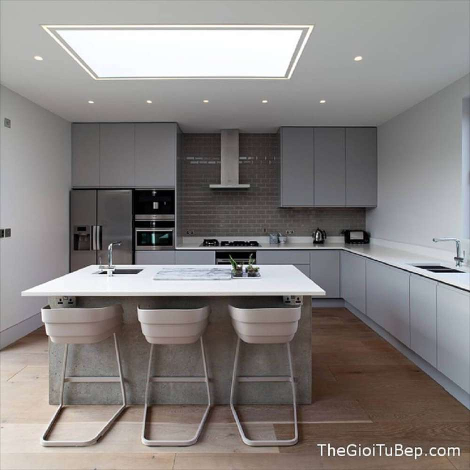 cozinha integrada moderna