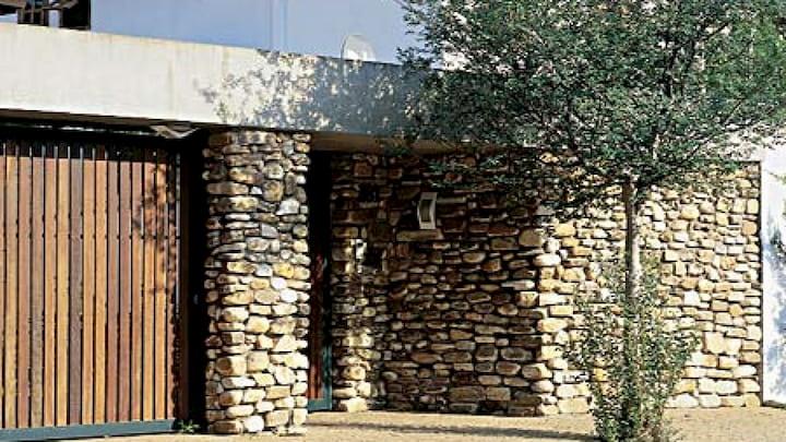 muros de pedras decorativas para casa