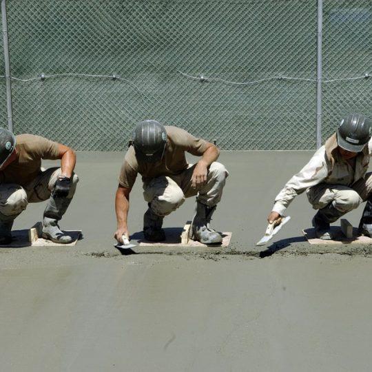 como fazer contra piso corretamente