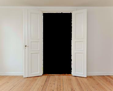como instalar porta de madeira