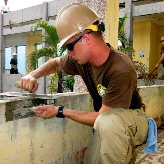como rebocar parede