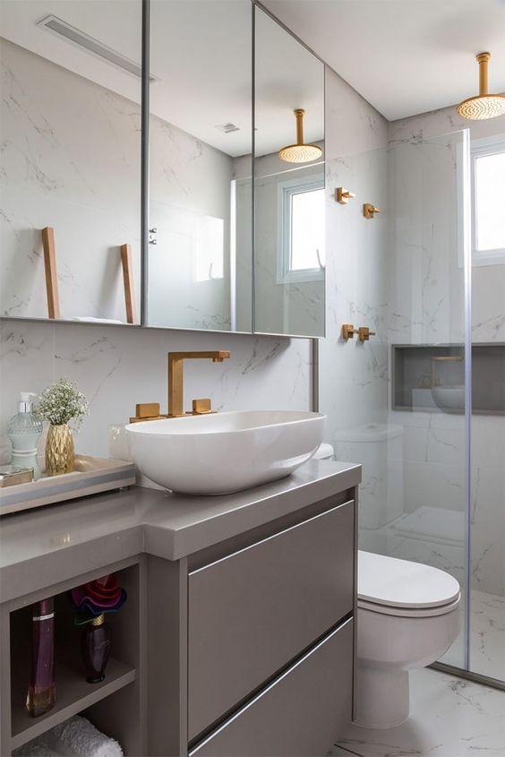 armários para banheiros