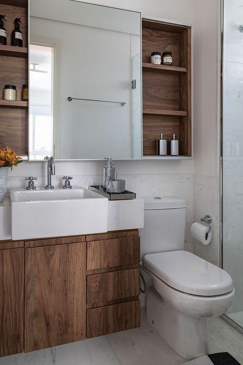 armário para banheiros