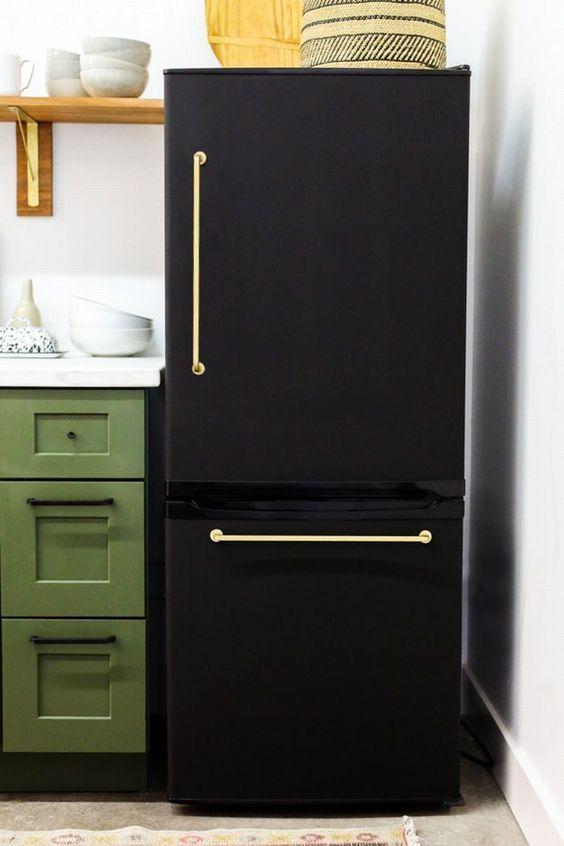 geladeira envelopada