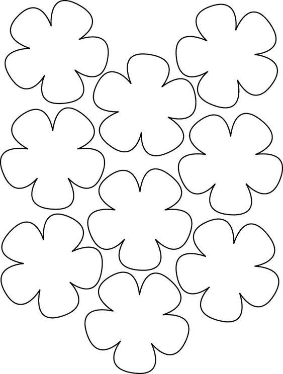 flores de EVA