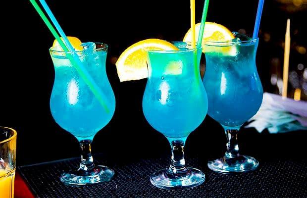 bebidas para festa de aniversário