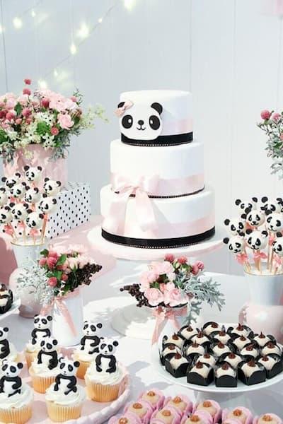 bolo para festa de aniversário