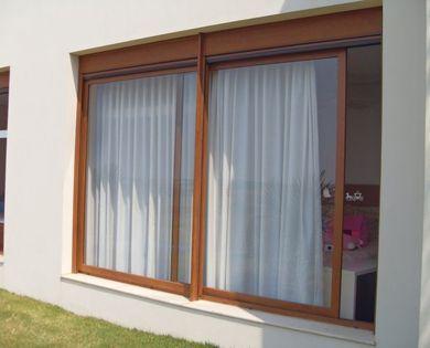 Modelos de janelas de madeira