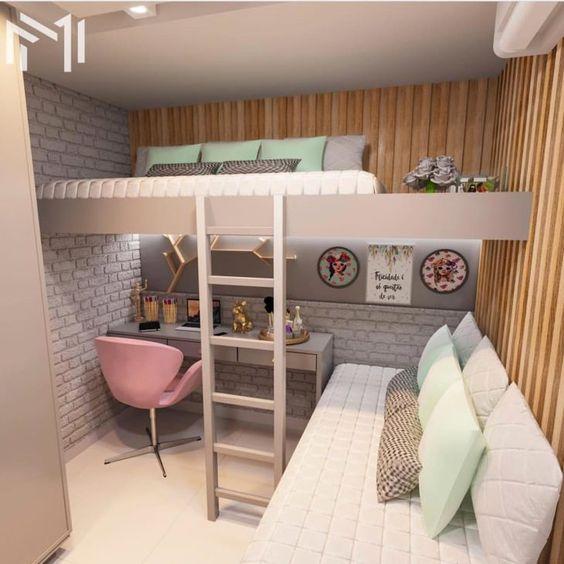 cama mezanino