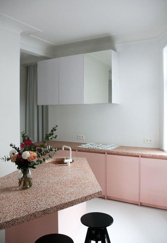 granito rosa