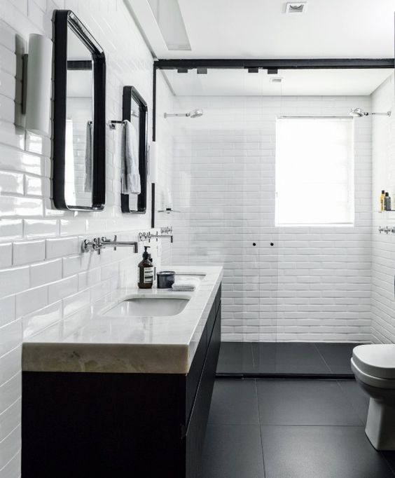 pisos indicados para o banheiro