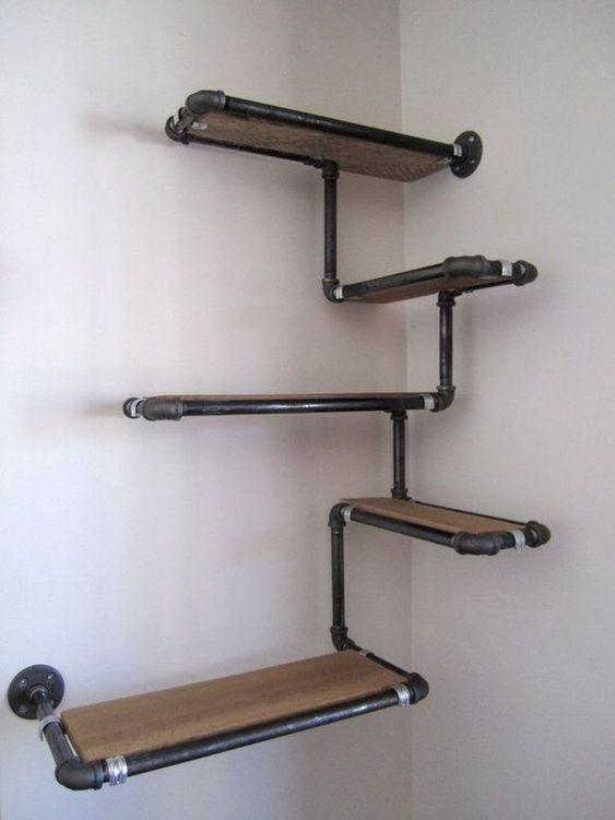 Como usar canos na decoração da cozinha