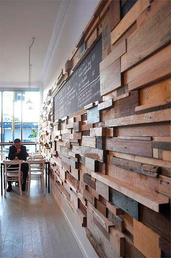 revestimento madeira parede