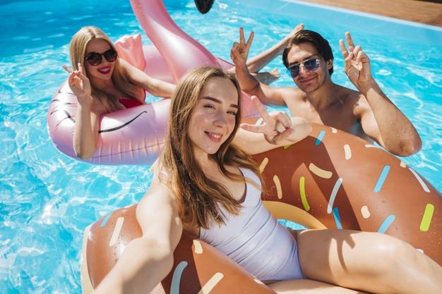 tratamento para piscina