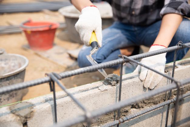 tipos de blocos de concreto