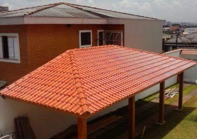 telhado colonial