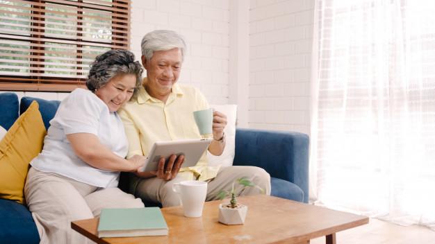 acessibilidade para idosos em casa