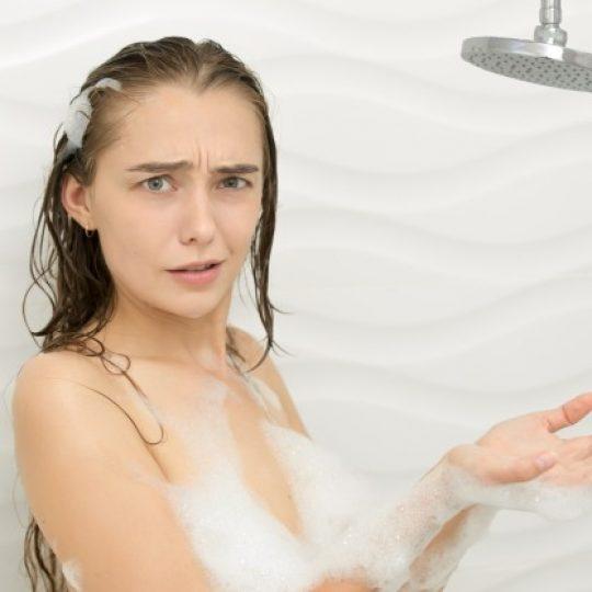 ducha ou chuveiro
