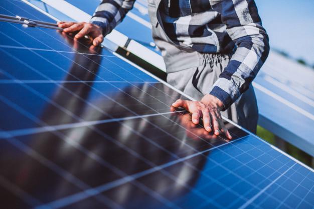 energia solar nas construções