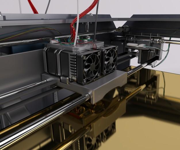 impressora 3d para construção civil