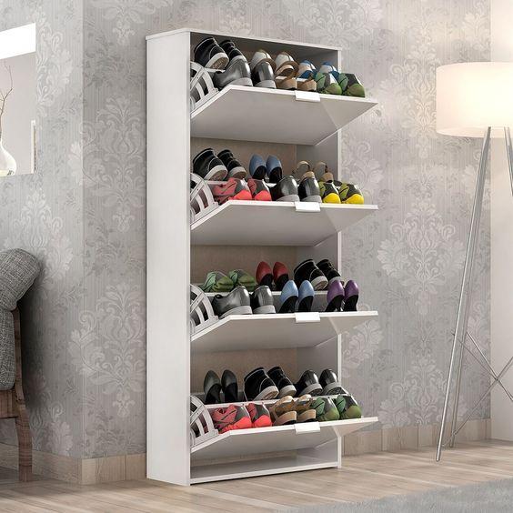 modelos de sapateira