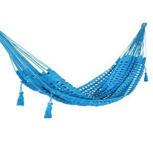 como pendurar rede de dormir