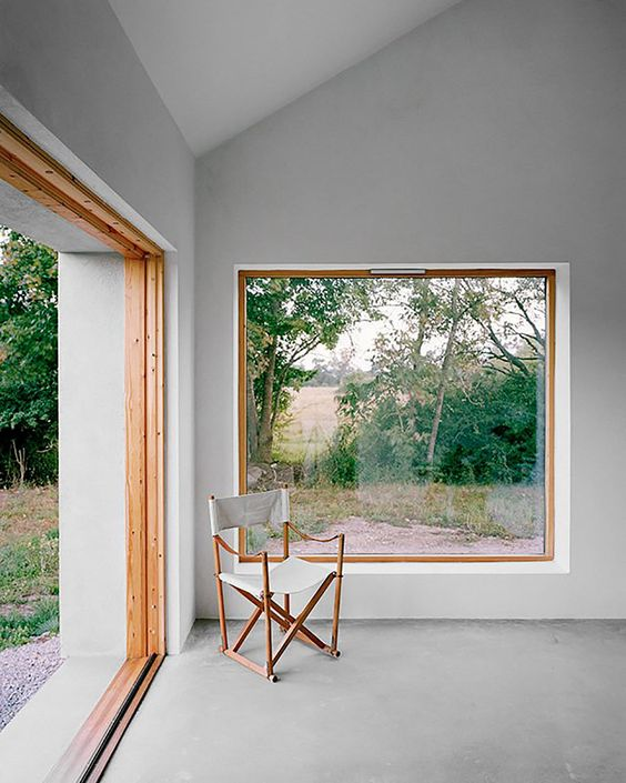janela grande