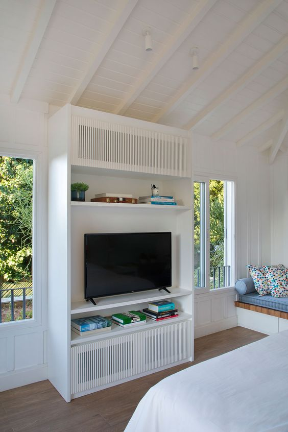 como tornar a casa mais fresca no verão
