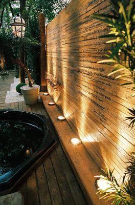 Iluminação interna e externa